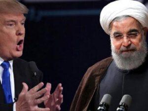 """Trampdan İrana MÜHARİBƏ XƏBƏRDARLIĞI: """"Hücum olsa…"""""""