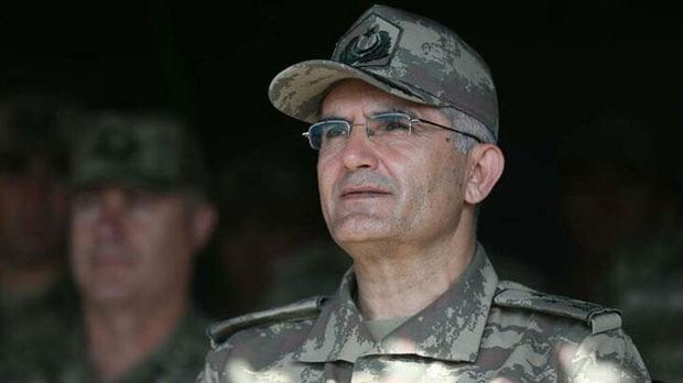 Türkiyəli general İdlibdə şəhid oldu