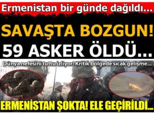 """""""Şokdadırlar, qorxudan nə edəcəklərini bilmirlər"""" – Türkiyə KİV-i Ermənistan barəsində… – FOTO"""