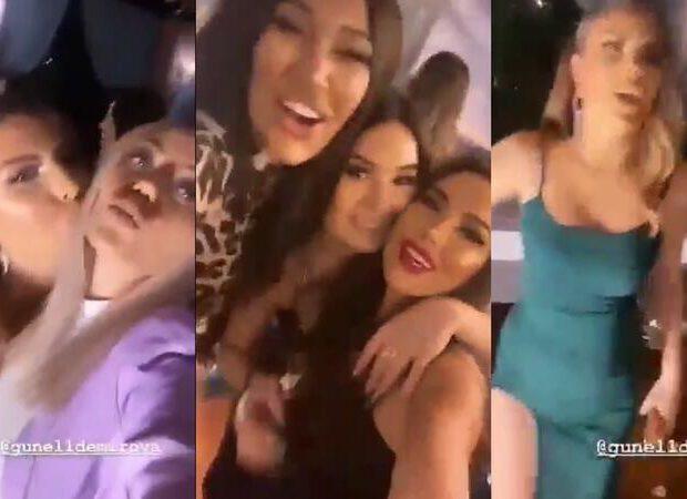 Bakıda model qızlar parti keçirdi – İŞƏ POLİS QARIŞDI – FOTO