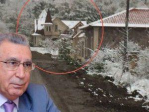 Ramiz Mehdiyevin daha bir villası üzə çıxdı – FOTO