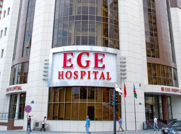 """""""EGE Hospital"""" klinikasında qanlı cinayət – Şok təfərrüat"""