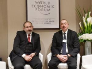 İlham Əliyev Paşinyanla debatda – CANLI