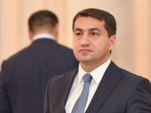 Prezidentin köməkçisindən Ermənistana XƏBƏRDARLIQ