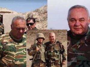 Daha bir erməni generalı məhv edildi – FOTO