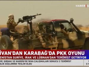 Ermənistan PKK terrorçularını işğal altındakı Dağlıq Qarabağa yerləşdirir – VİDEO