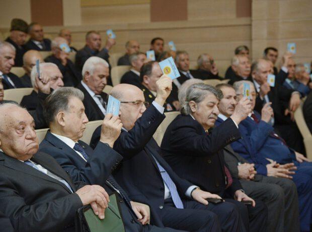 Azərbaycan Ağsaqqallar Şurasının yeni sədri kim olacaq? – Açıqlama