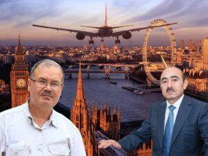 Qurban Məmmədovu Əli Həsənov belə xilas etdi – İstanbuldan Londona təcili uçuş