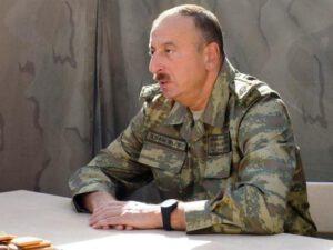 """İlham Əliyev: """"Düşməni məcbur etdik ki, Ağdam rayonundan çəkilsin"""""""
