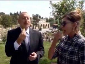 """Prezidentin vətəndaşlarla səmimi görüşü: """"İlham baba"""" – VİDEO"""