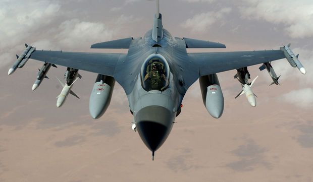 """Müdafiə Nazirliyi: """"F-16 qırıcılarımız yoxdur, olmayanı məhv etmək mümkün deyil"""""""
