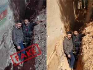Ermənistan mətbuatının növbəti yalanı ifşa olundu – FOTO