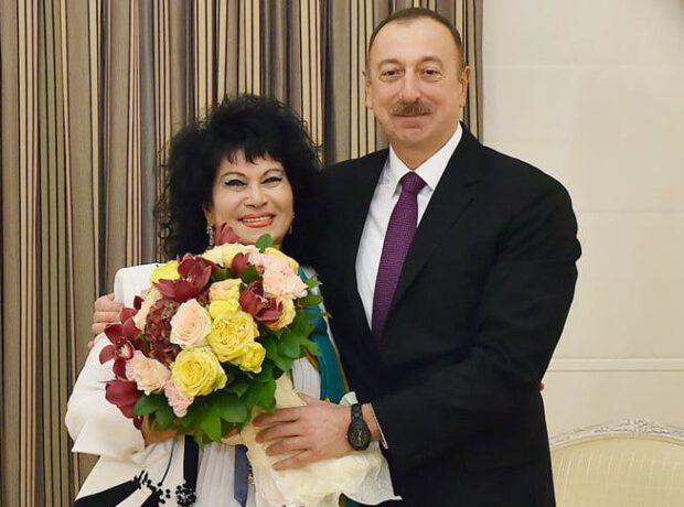 Zeynəb Xanlarova Tofiq Yaqublu ilə bağlı Prezidentə MÜRACİƏT ETDİ