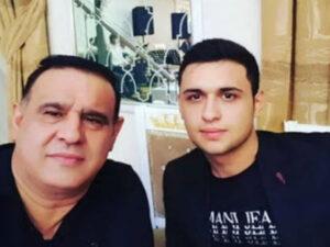 Tacir Şahmalıoğlunun oğlu qəzaya düşdü, çəkiliş zamanı halı pisləşdi (VİDEO)