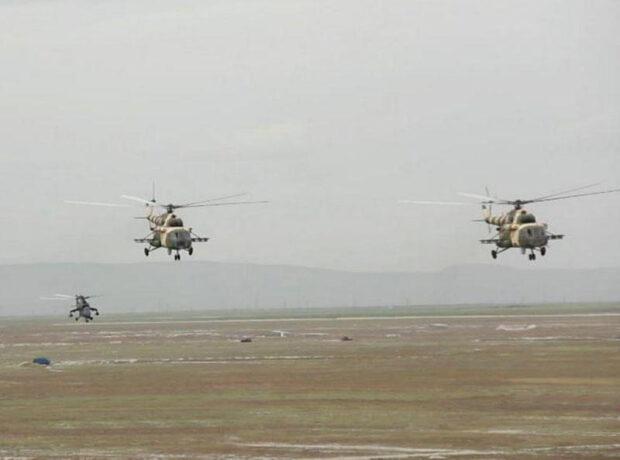 """Vaqif Dərgahlı: """"Bugünkü döyüşlərdə helikopterlərdən istifadə edilmir"""""""