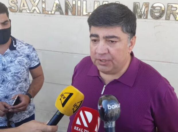 Ramiz Mehdiyevin kürəkəni və onun qudası azadlığa buraxıldı – VİDEO