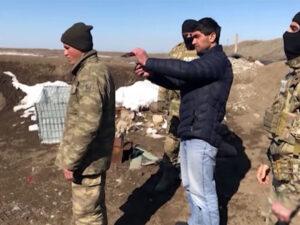 """Azərbaycanda hərbi hissədə əsgər öldürən """"Taliban""""çıya ömürlük cəza verildi"""