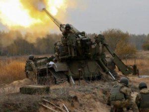 Düşmən Daşkəsəni artilleriya atəşinə tutur – RƏSMİ