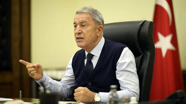 """Hulusi Akar: """"Bir 30 il də gözləməyə səbrimiz yoxdur"""""""