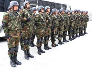 Daxili Qoşunların hərbi qulluqçuları Bərdəyə göndərildi – DİN