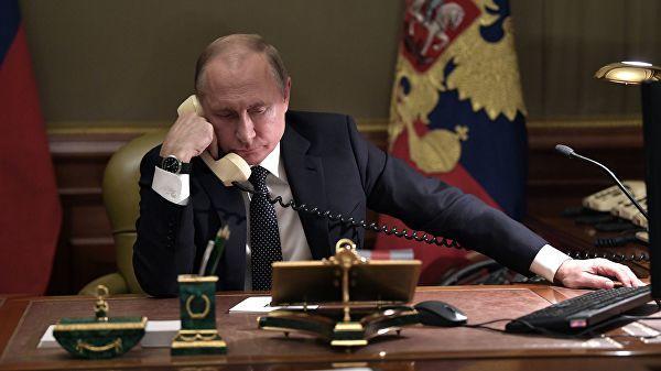Putinə canlı efirdə Nikol zəng etdi: şok cavab aldı