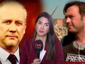 Haqlı səsimizi dünyaya çatdıran türk jurnalistlər – FOTO