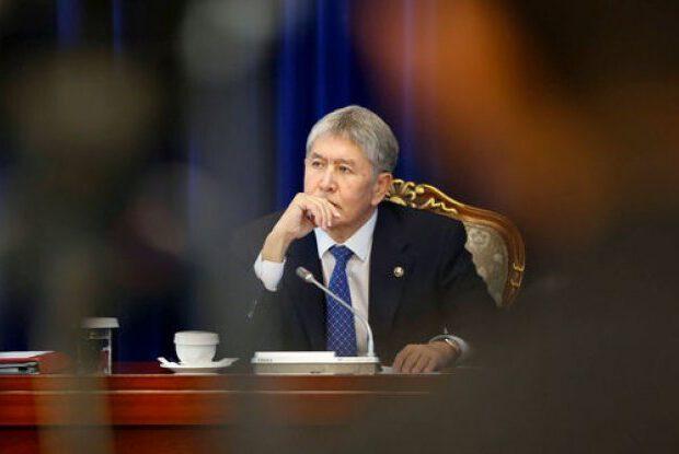 Qırğızıstanın keçmiş prezidenti Almazbek Atambayev saxlanıldı – FOTO