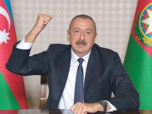 İlham Əliyevdən yeni ərazilərin işğaldan azad olunması ilə paylaşım – FOTO