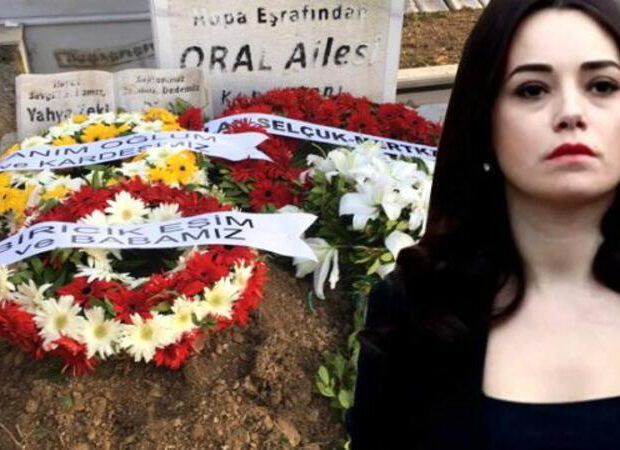 Məşhur aktrisa ərinin dəfninə qatılmadı – FOTO