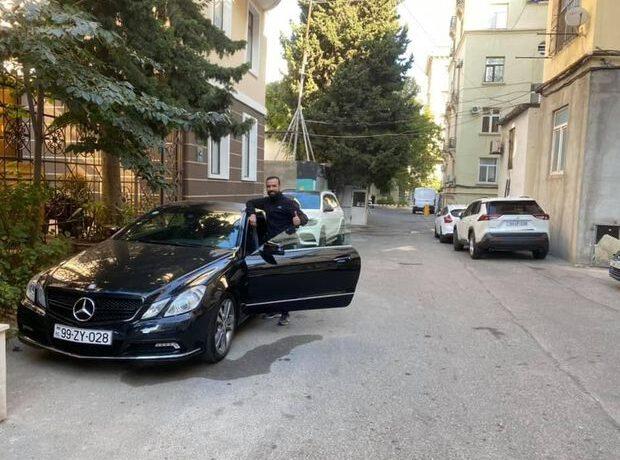 Ön cəbhədə döyüşən əsgərin avtomobil arzusu gerçəkləşdirildi – FOTO