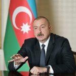 """Prezident: """"Hücuma başlayan Ermənistan idi, biz özümüzü müdafiə etməli və cavab verməli idik"""""""