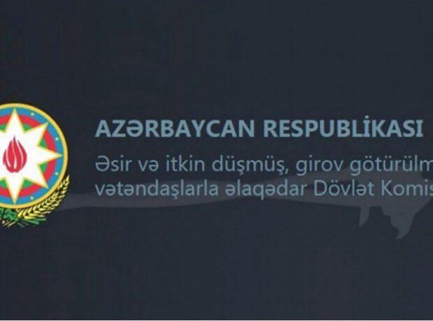 Dövlət Komissiyası 1992-ci ildə əsir götürülən Azərbaycan hərbçisinin tapılması xəbərini təkzib etdi