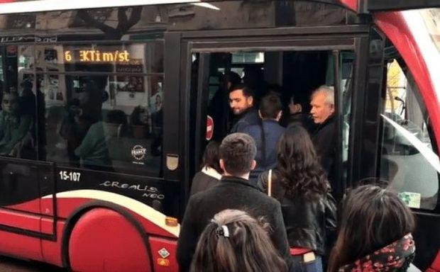 Avtobuslar: Günbəgün artan koronavirusun əsas yuvası – VİDEO