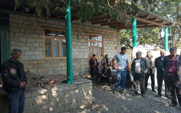 Bərdədə həlak olan yeddi yaşlı Aysu dəfn olunub – YENİLƏNİB + FOTO