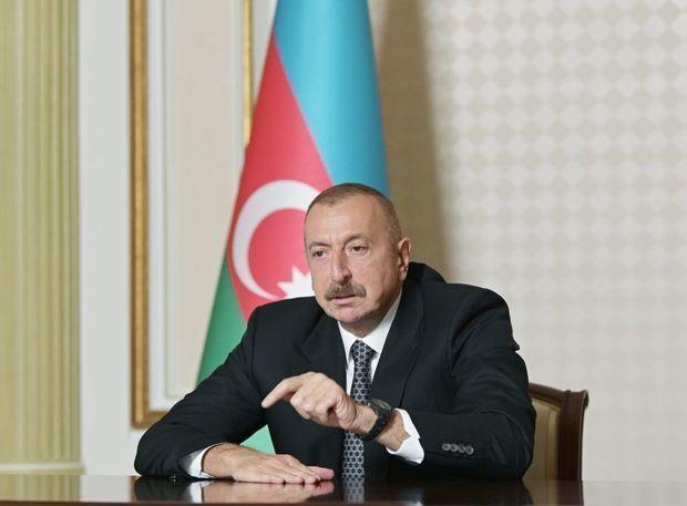 """İlham Əliyev: """"Biz böyük qayıdışın astanasındayıq"""""""