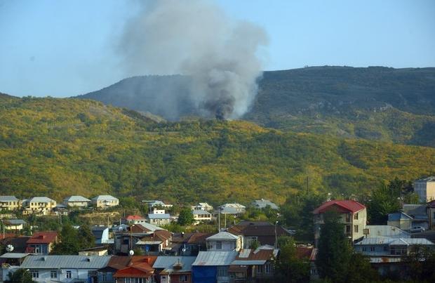 Ermənilər qoşunlarını Xankəndidən çıxarır – RİA Novosti