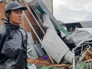 Vyetnamda torpaq sürüşməsi: Yeddi nəfər öldü, 46 nəfər itkin düşdü
