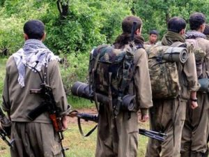 Qarabağda PKK/YPG terrorçuları məhv edilir