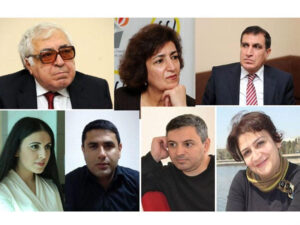"""""""O, satılmış adamdır!"""" – Yazıçılarımız Əlif Şəfəqi topa tutdu"""