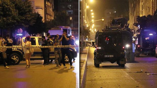 Türkiyədə terror həyəcanı – Partlayış anı kameraya düşdü – VİDEO