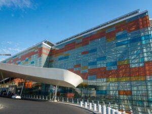 Ermənistanın Beynəlxalq Hava Limanında Azərbaycan himni səsləndirildi – Video