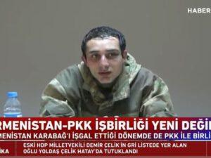 Türkiyə KİV: Şuşaya yerləşdirilən PKK-lı terrorçulara Azərbaycanın hərbi forması geyindirilir – VİDEO