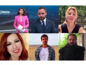 """""""Qarabağ azadlığına qovuşana qədər bizə yaşamaq haramdır"""" – Türkiyəli məşhurlar"""