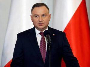 Polşa prezidenti koronavirusa yoluxdu