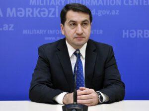 Paşinyanın açıqlaması göstərir ki, Ermənistan… – Prezidentin köməkçisi