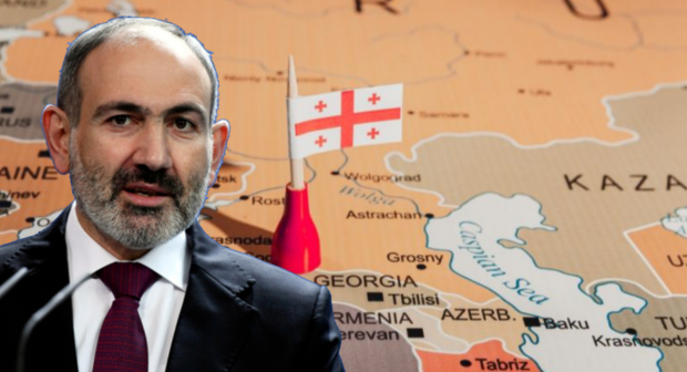 Paşinyan Gürcüstana qarşı ərazi iddiası irəli sürdü – FOTO