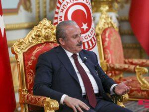 """Türkiyə parlamentinin sədri: """"Haqlı mübarizəsində, vətən müdafiəsində Azərbaycanın yanında olacağıq"""""""