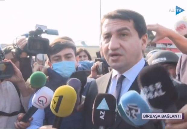 Bərdədə erməni cinayətlərinin son nəticələri açıqlanır – CANLI YAYIM
