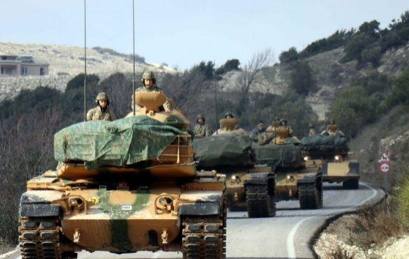 Türkiyə tanklarının səsi gəlir… – Ermənilər qorxu içindədir…