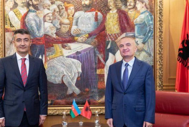 Albaniya Prezidenti Azərbaycanın ərazi bütövlüyünü dəstəkləyib